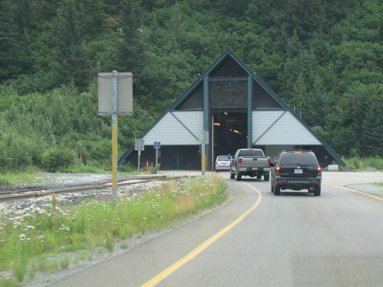 Tunnel Entrance.