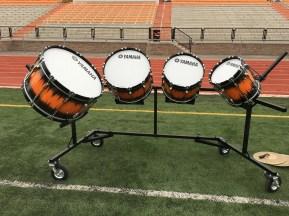 Bass Drum Rack