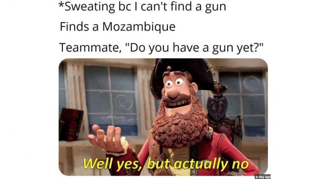 Esl Apex Legends On Twitter We Hear Mozambique Memes Are Hot
