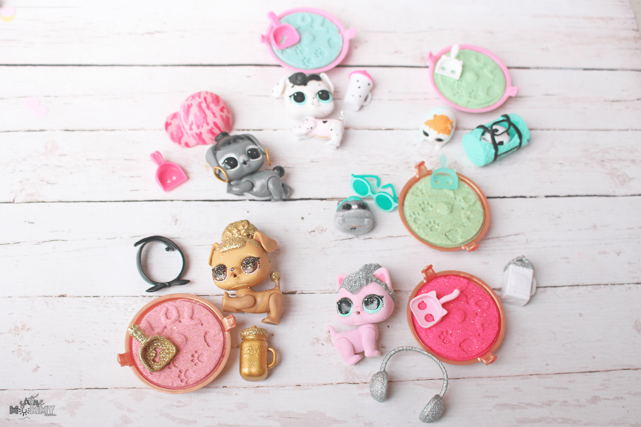 Lol Surprise Confetti Pop Pets And Pearl Surprise Dolls Six Time Mommy And Counting