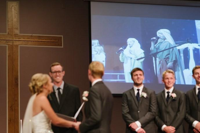 buffalo mn church wedding