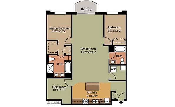 River 595 2 Bedroom plus Den.pdf0A
