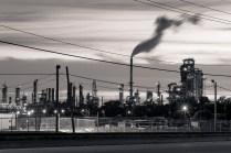 Murphy Oil Refinery; Chalmette, Louisiana, 2015