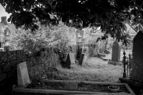 Cemetery in Limerick