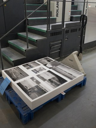 Enigmatic Stream press sheets