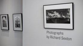 Enigmatic Stream exhibit installation, Leica Store Miami