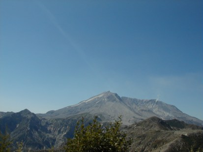 North Face of Mount Saint Helens