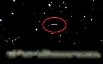 Oumuamua-like Alien Craft found on Google Sky