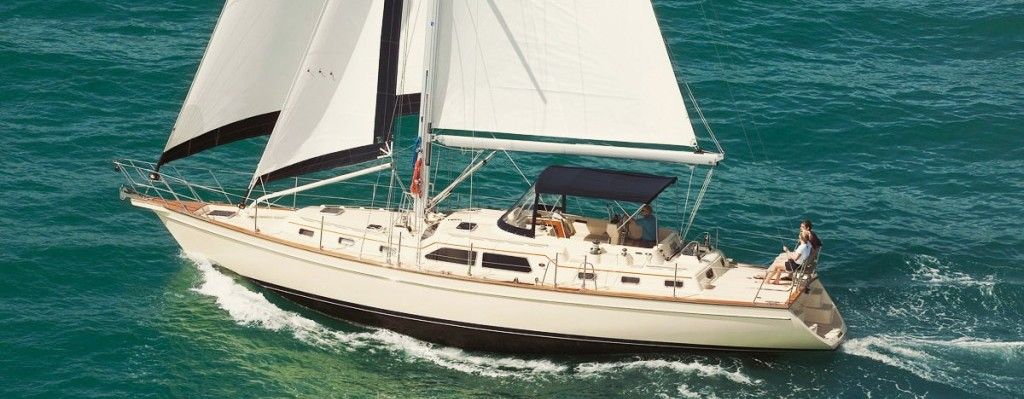 Island Packet New Boat Sales CT Serving Massachusetts