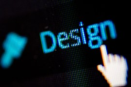 Picture showing blog design