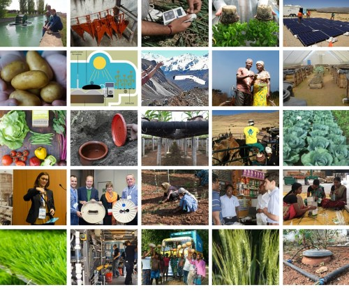 Securing Water for Food Innovators