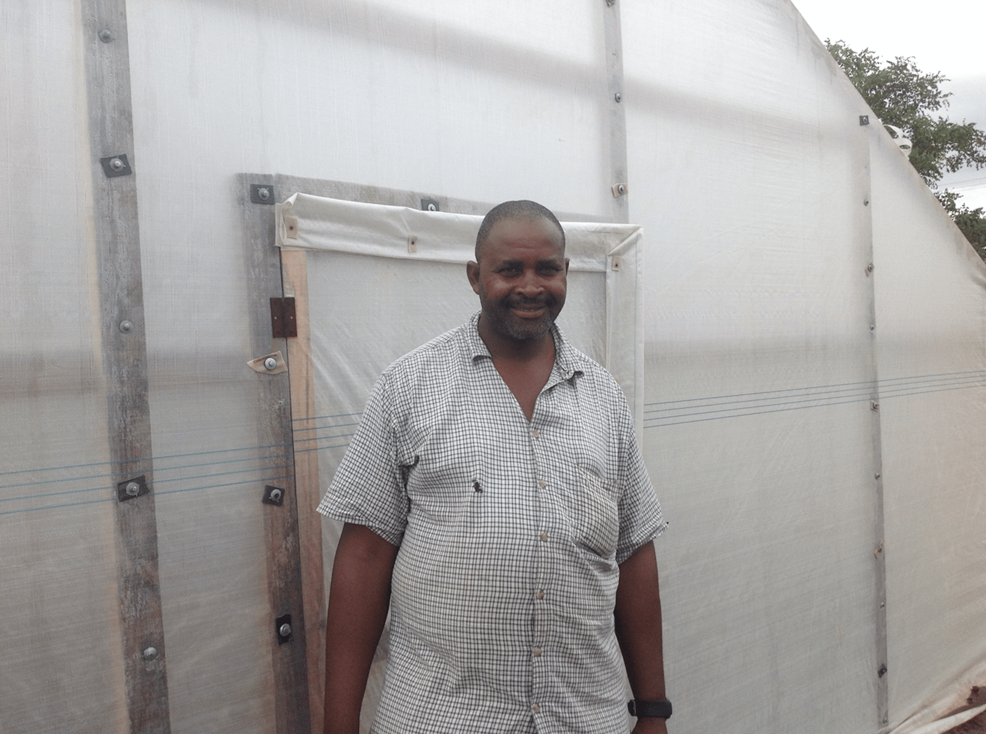 How an Affordable Greenhouse Can Change Lives