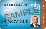 Close Protection SIA licence