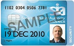 SIA Security Guard Licence