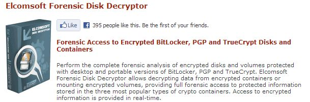 ForensicsDiskEncryption