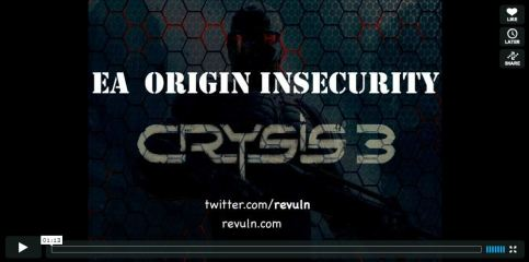 ReVuln_EA_Origin_Video
