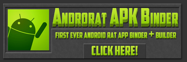 AndroRAT drives the rise for DIY Android hacking tools