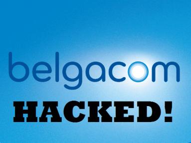 belgacom hack