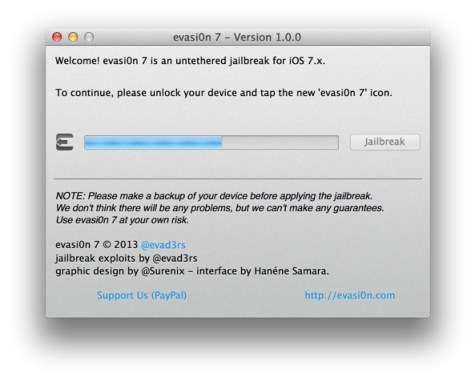 evasi0n7 jailbreak iphone