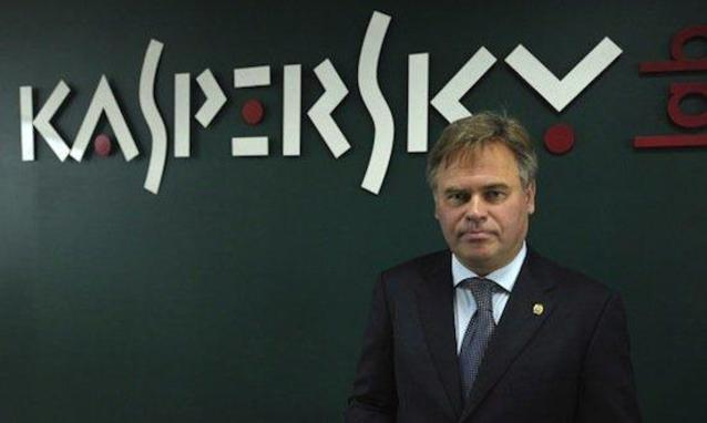 kaspersky lab CEO