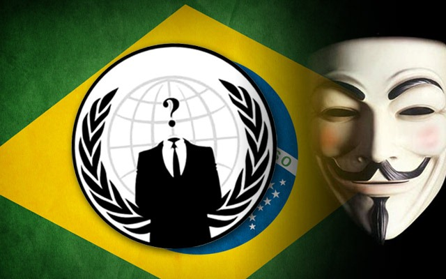 Anonymous Brazil data leak