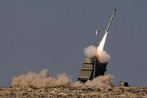 israel iron dome Comment Crew