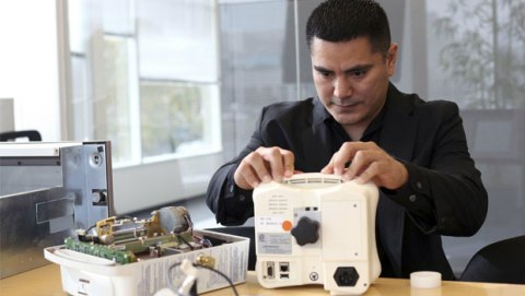 Billy Rios hacking medical devices