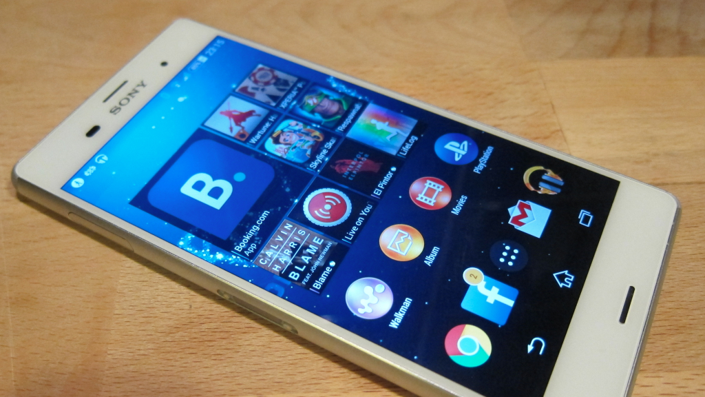 Sony Xperia Smartphones send user data in China