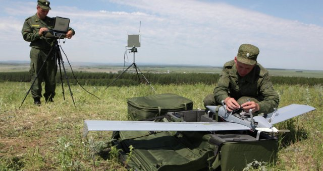 Image result for Russian army Drones