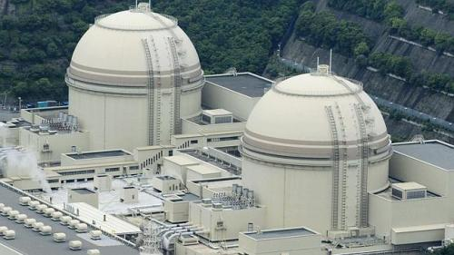 nuclear plant south Korea 2