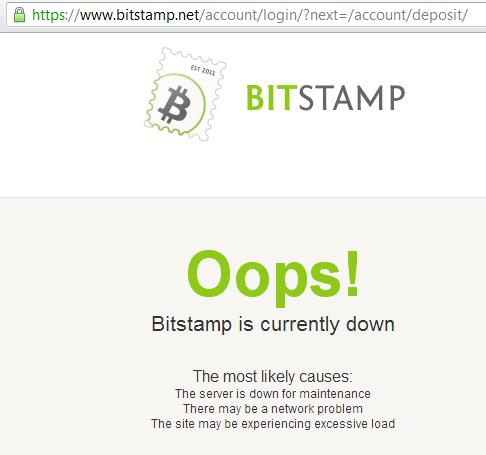 bitstamp attacked