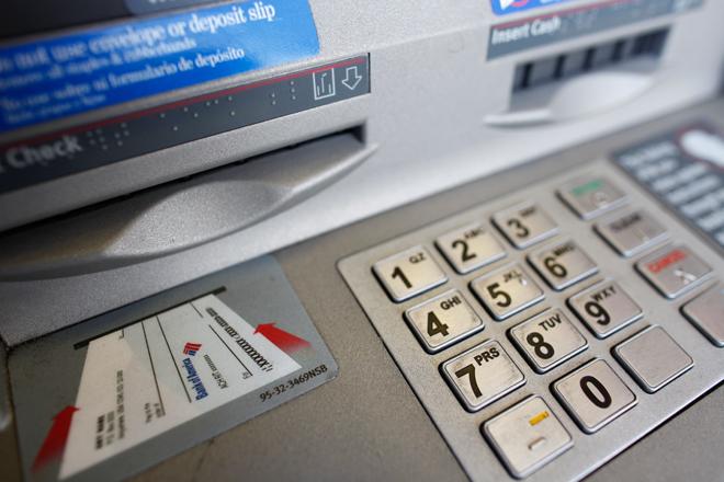 Reverse ATM hack