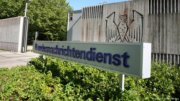 German foreign intelligence service