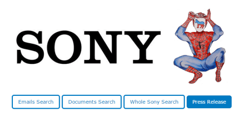 Sony wikileaks data