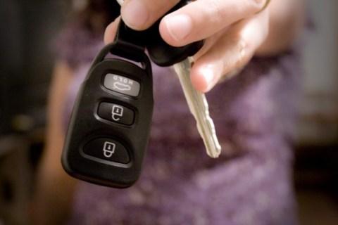 keyless cars keyfob