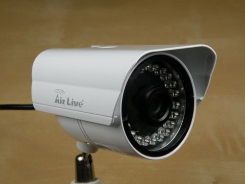 Airlive cameras flaw
