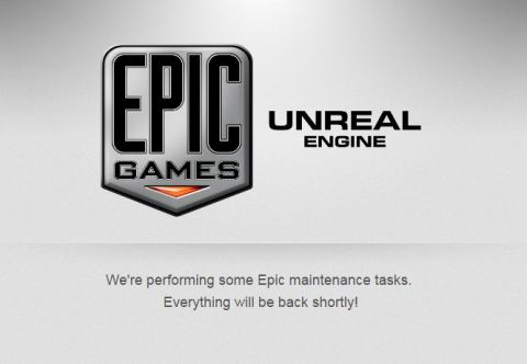 Epic games forum hacked
