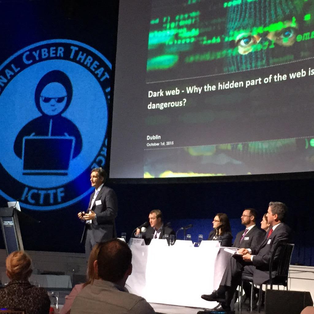Cyber Threat Summit 2015 Paganini Pierluigi Dark Web 2