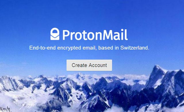 privacy protonmail
