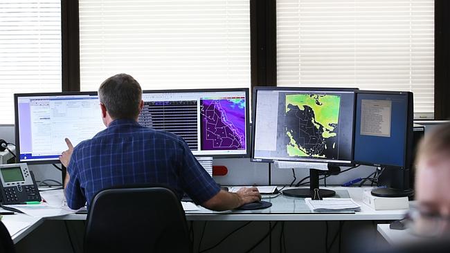 Australian Bureau of Meteorology computer 2