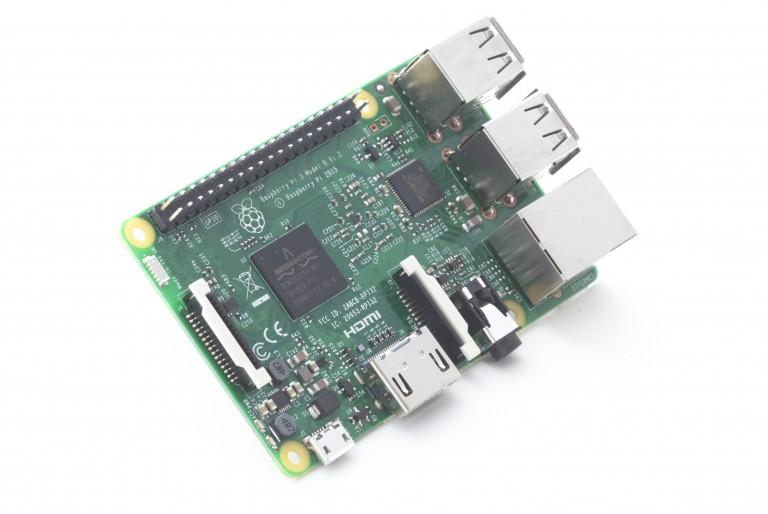 Raspberry Pi 3 _Model_B
