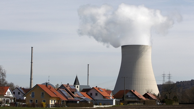 germany nuclear plants vulnerable terrorism