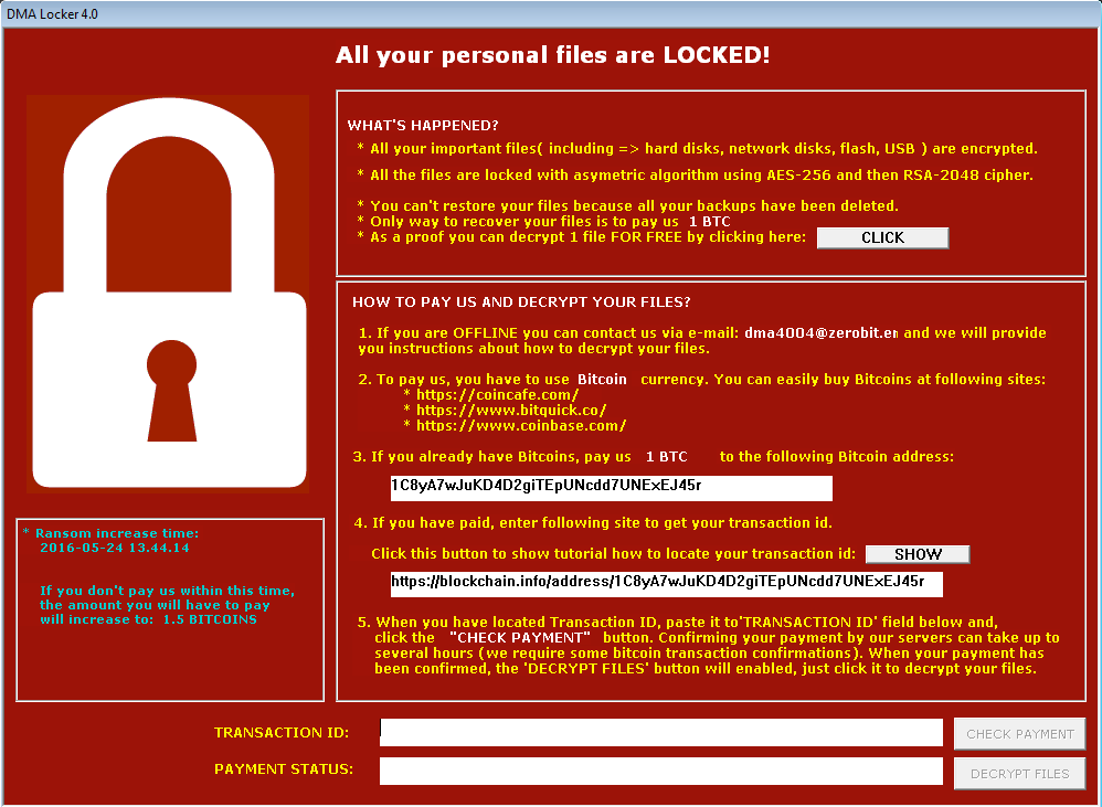 DMA Locker 4