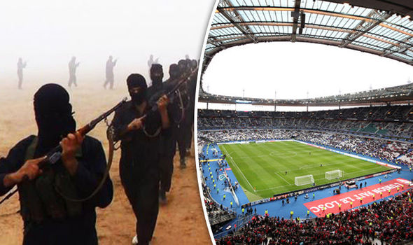 Euro 2016 ISIS terrorist