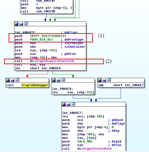 Locky ransomware 14