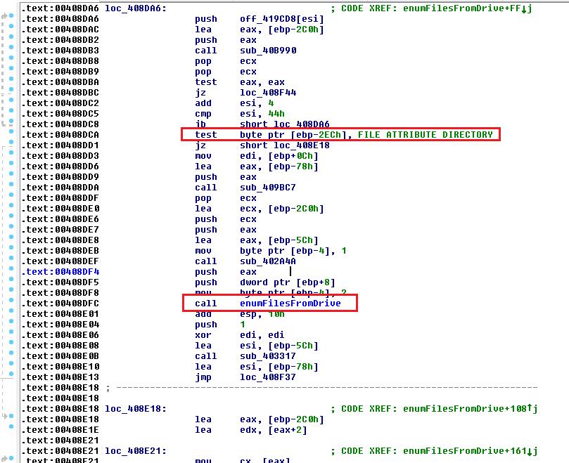 Locky ransomware 7