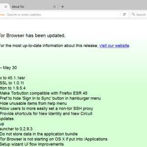 Tor Browser 6 0 is out with privacy and security