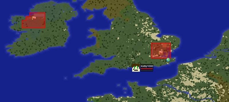 Minecraft World Map Website Hacked