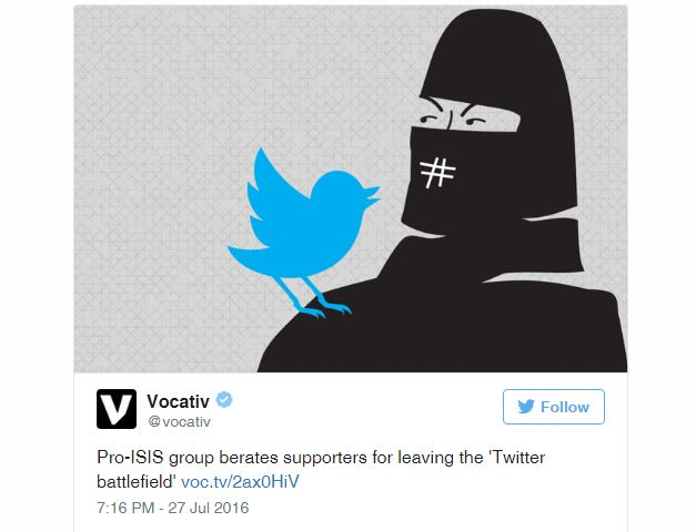 Twitter Terrorism