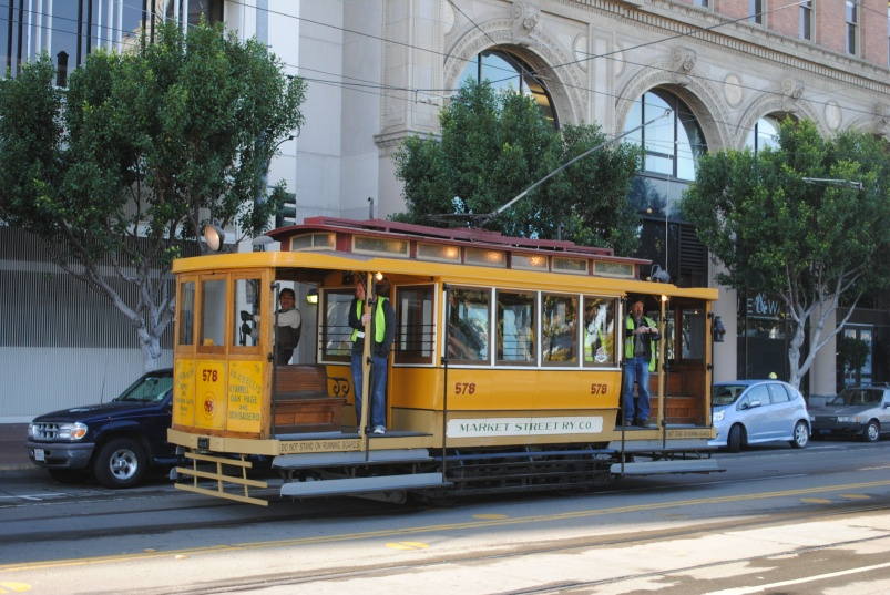 San Francisco's Municipal railway hacked hacked
